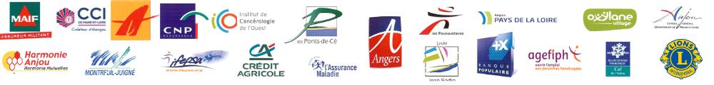 Listes des principaux donateurs pour le forum 2011 de Cap-Handi-Forum